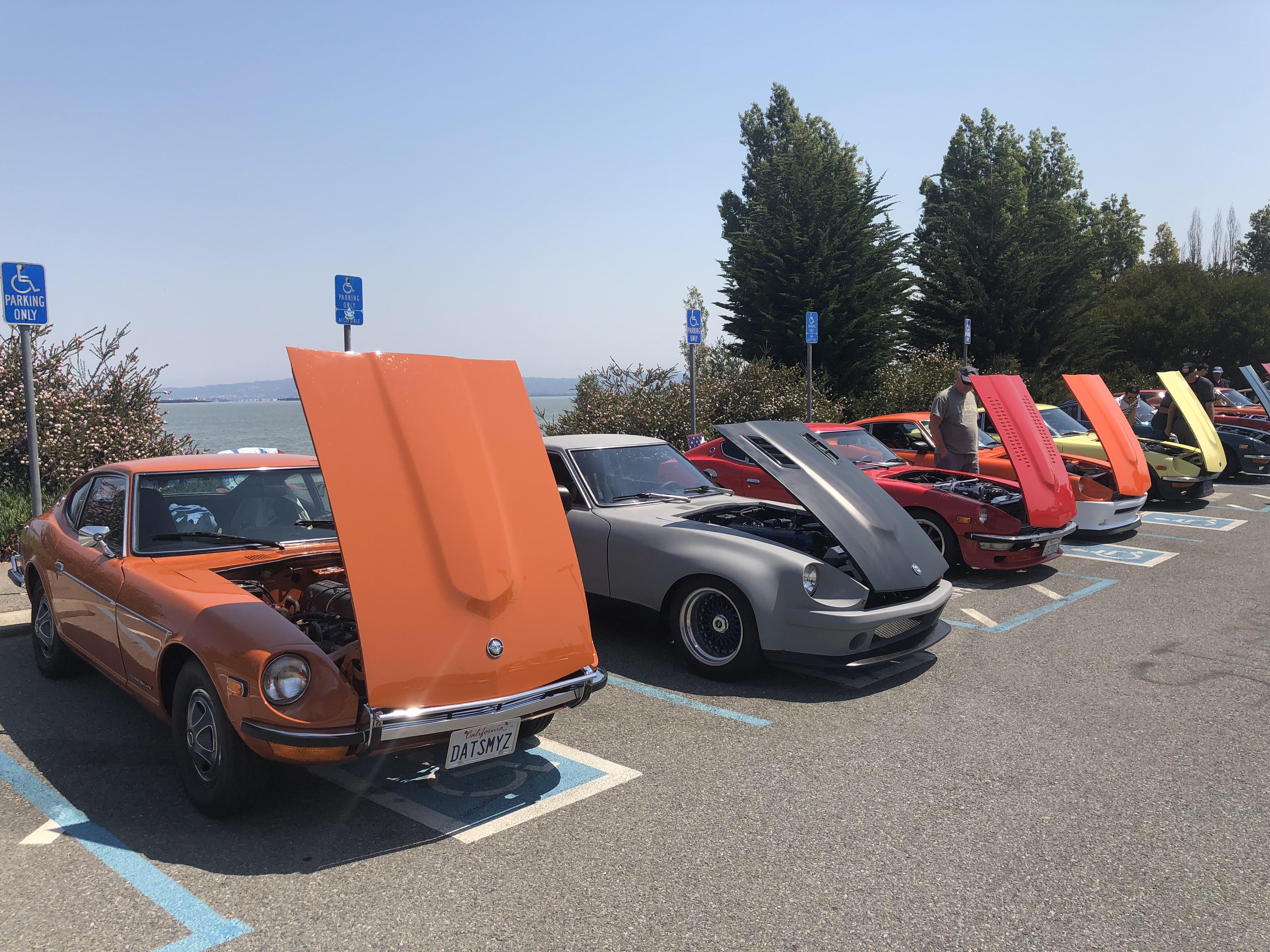 ZCar Blog August - San jose car show 2018
