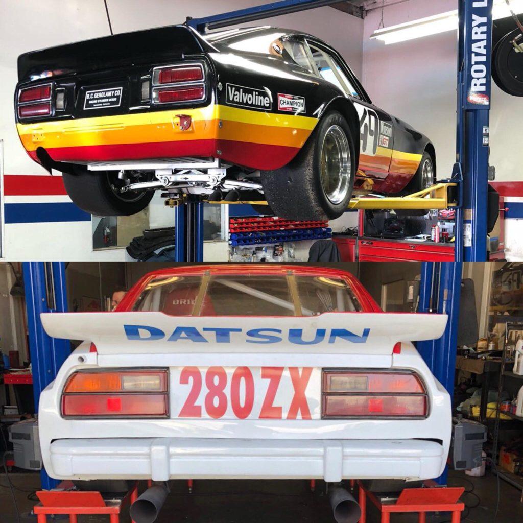 Car Garage: Z-Car Blog » Post Topic » Z Car Garage Goes To The Rolex