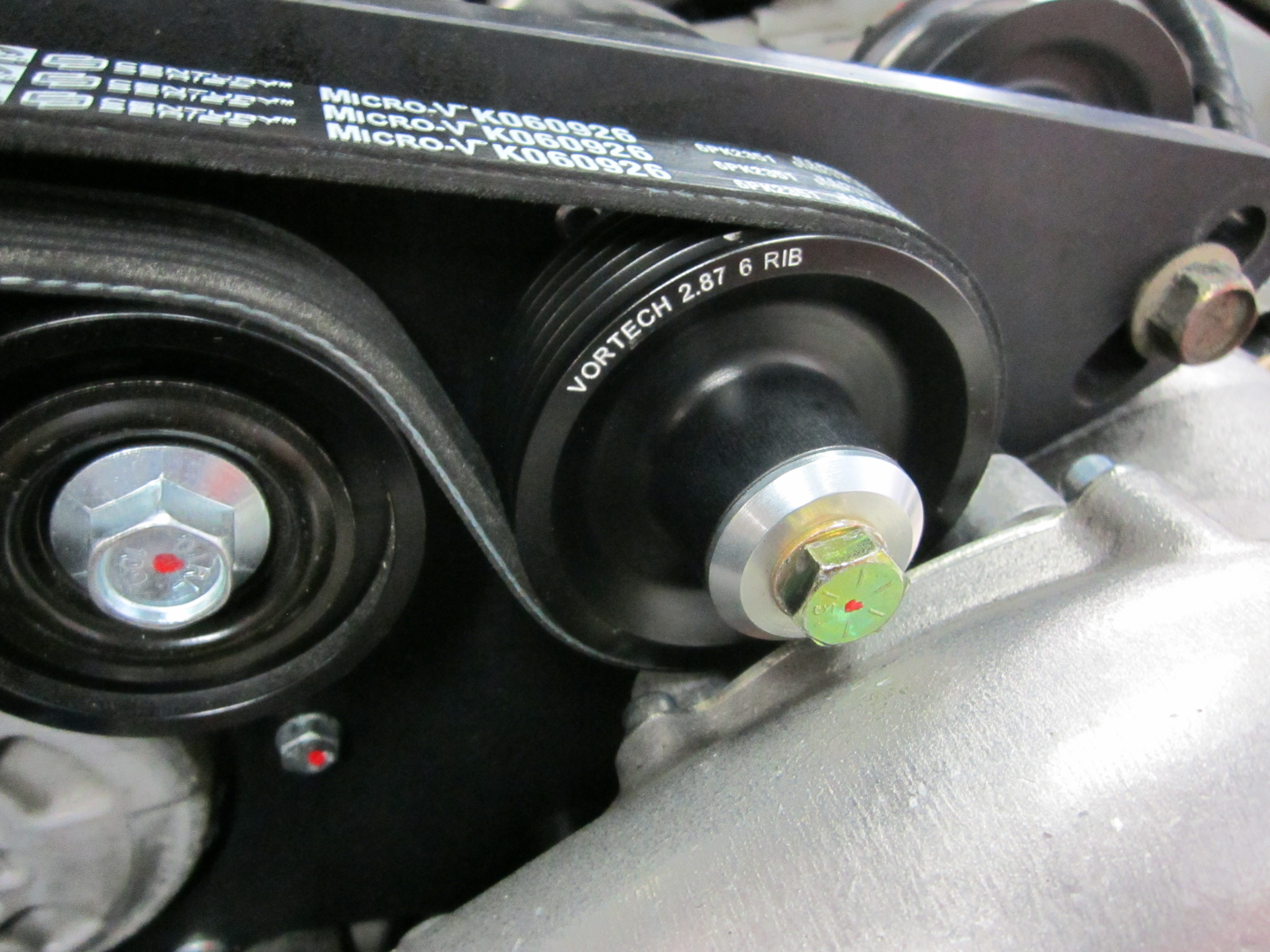 Z-Car Blog » Post Topic » Mike's Vortech Supercharged 350z