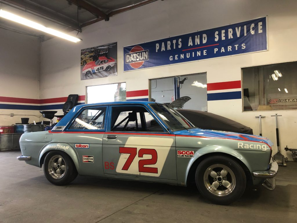 Z-Car Blog » Post Topic » RACING: The Balzer Datsun B-Sedan 510