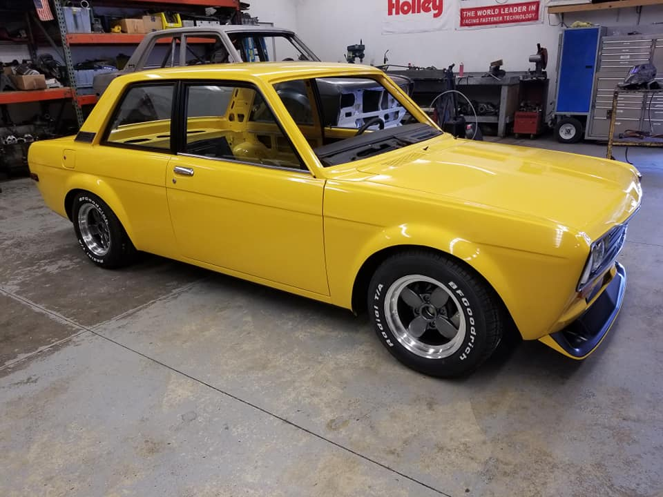 Z-Car Blog » Post Topic » TUNING: Keith's Datsun 510