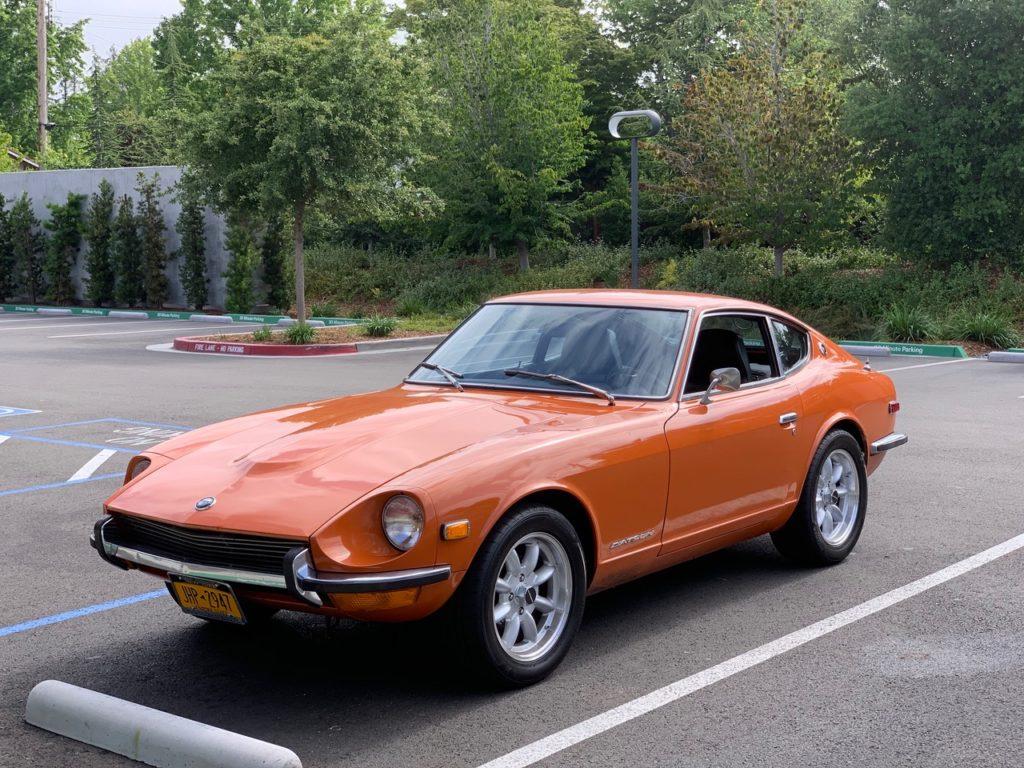 Z-Car Blog » Z Car Garage